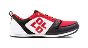OLLO S is factory tuned performance Parkour and Freerunning footwear.