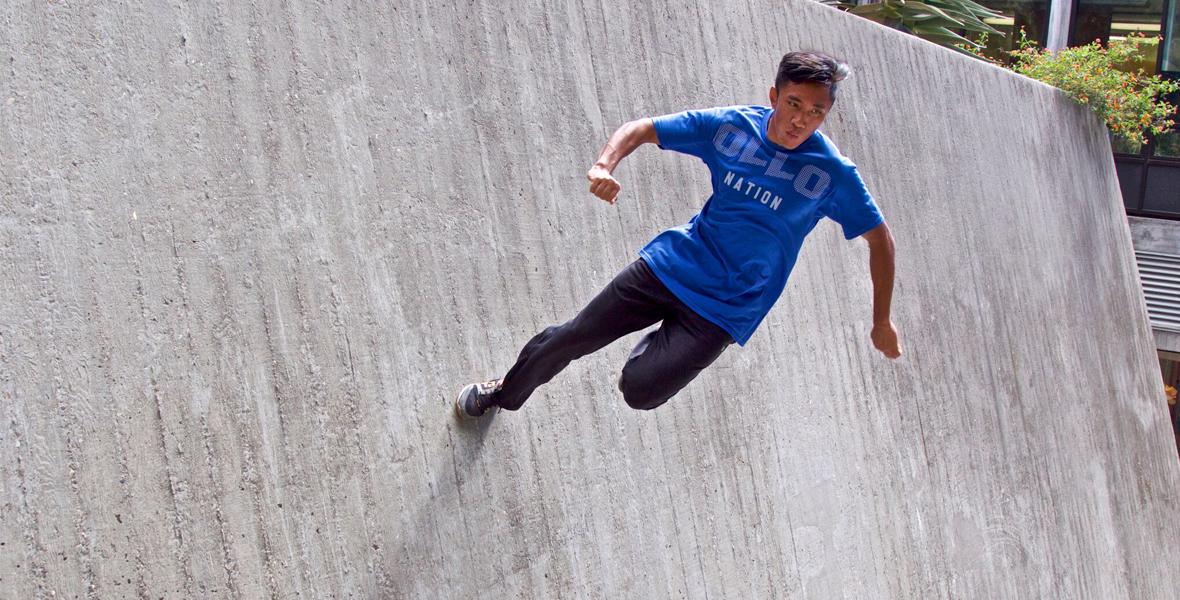 Wall-Run